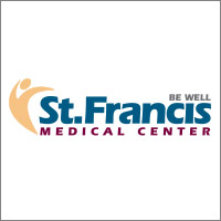 St. Francis Emergency Department Medical Tent Installed for Evaluation  of COVID-19 and Upper Respiratory Illness Patients