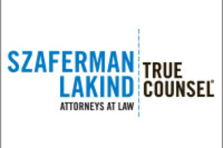Associate Attorney Joins Szaferman Lakind Business Department