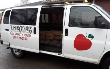 Terhune Orchards Pick-Up and Online Store Offers Fresh, Local Produce & Food