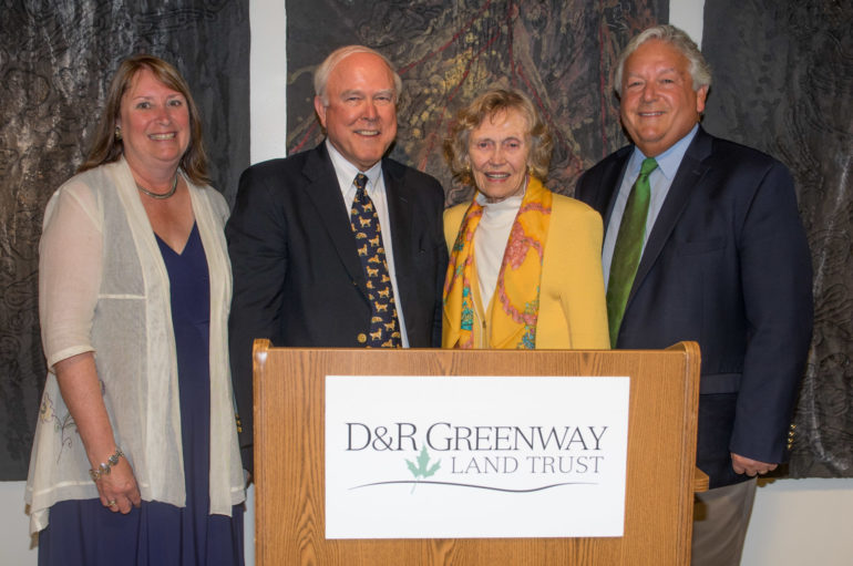 D&R Greenway Remembers Preservationist/Philanthropist Betty Wold Johnson