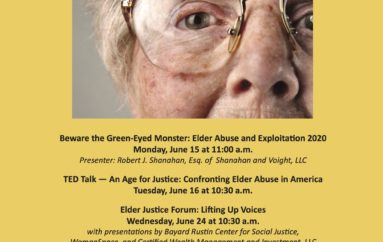 PSRC Commits to Justice on Elder Abuse – Programs