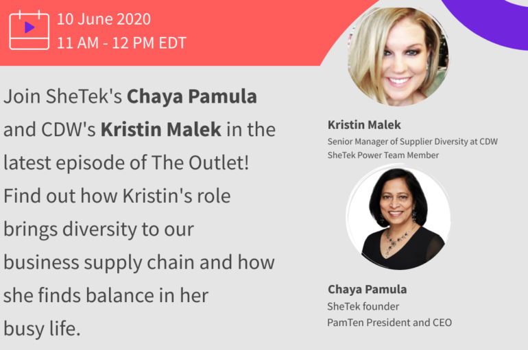 The Outlet 03: Lunch and Learn with SheTek's Extraordinary Women