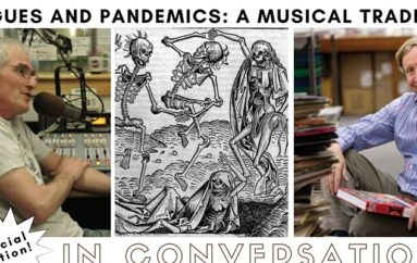 Plagues And Pandemics: A Musical Tradition –  A Fundraiser For The Arts Council Of Princeton On Saturday, July 25