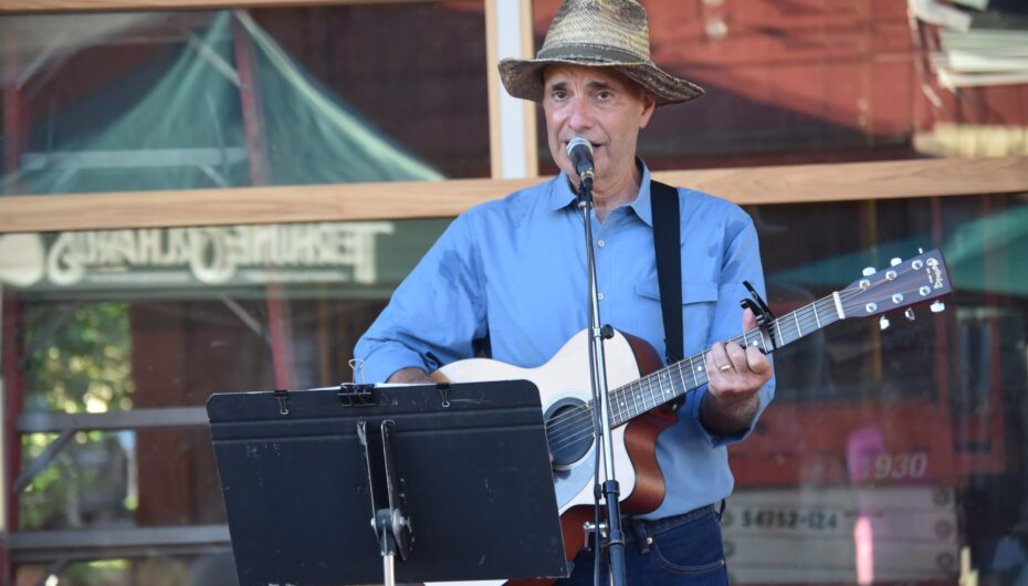 Summer Sips & Sounds Friday Nights at Terhune Orchards Vineyard and Winery