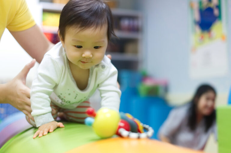 The Burke Foundation Early Childhood Center at YWCA Princeton will open in September