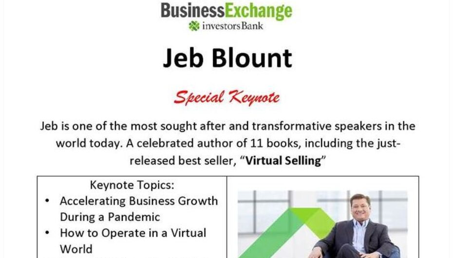 Virtual Business Exchange