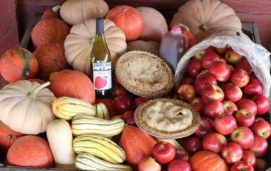 Get all of your Thanksgiving needs at Terhune Orchards