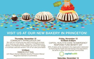 Nothing Bundt Cakes Grand Opening and Ribbon Cutting