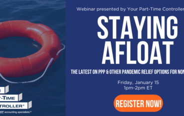 Staying Afloat: The Latest on PPP and Other Pandemic Relief Options for Nonprofits