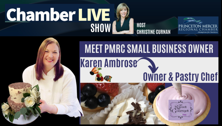 Chamber LIVE Show with Guest Sweet Gourmet