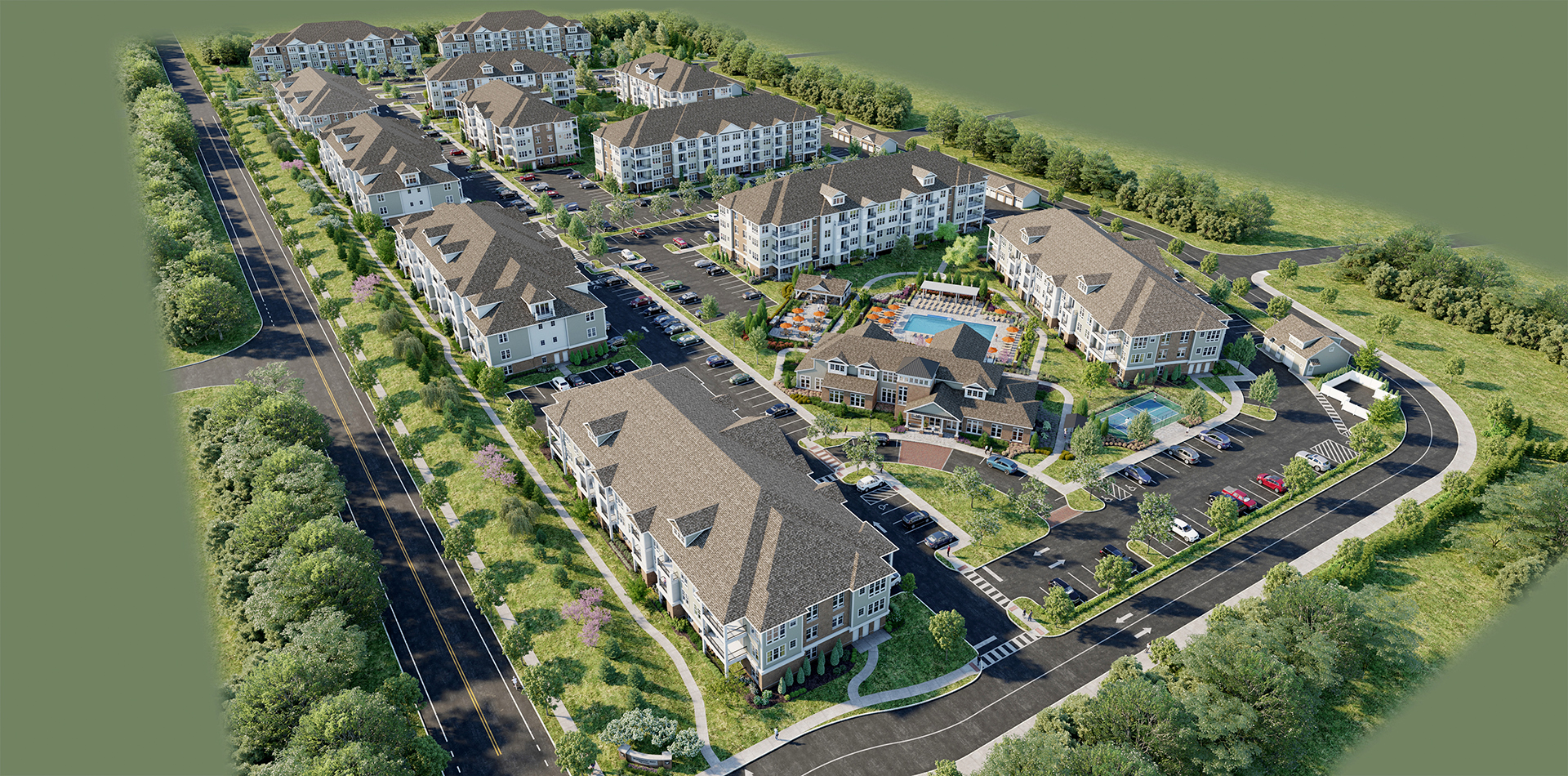 New Luxury Apartments Make Way in Princeton!
