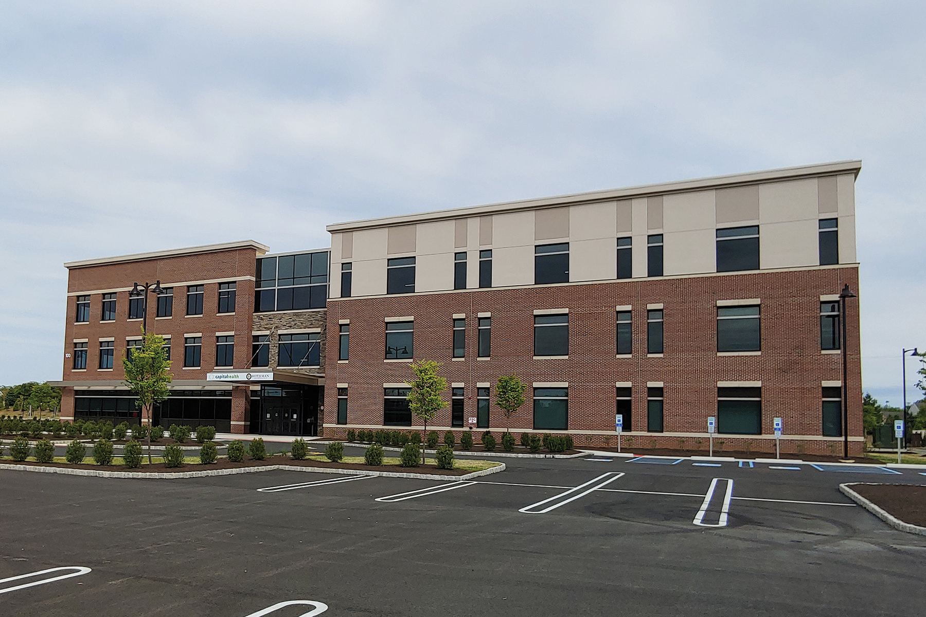 Capital Health Opens New Multispecialty Care Office in Bordentown