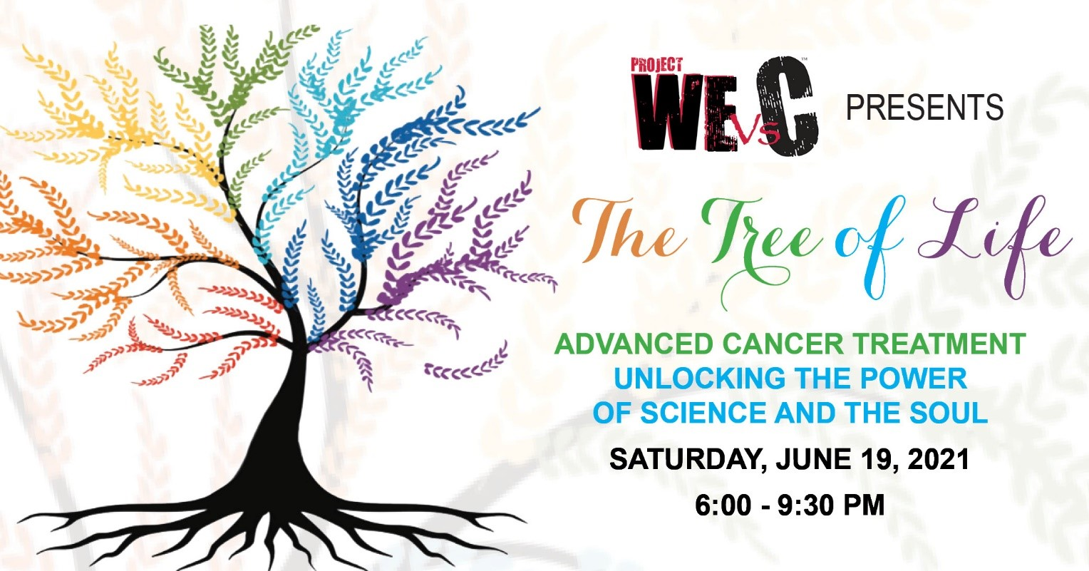 """RWJUH Hamilton's We vs. C (TM) to Host """"Tree of Life"""" Fundraiser to Benefit the Holistic Program at the Cancer Center"""