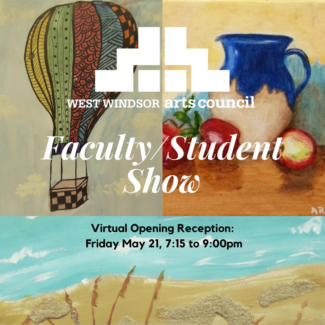 2021 Faculty/Student Show Opening Reception