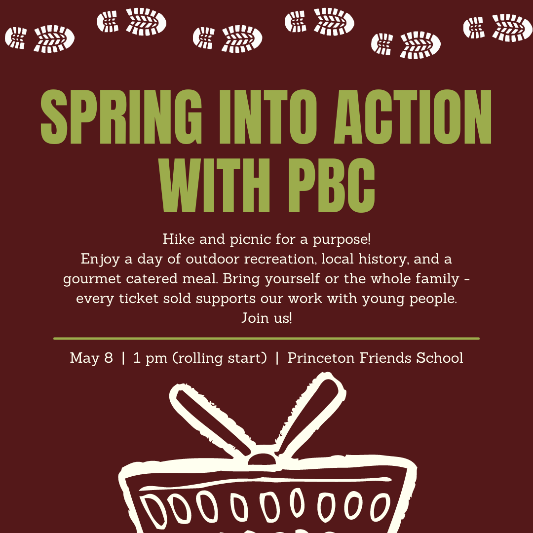 Spring Into Action Event to support Princeton-Blairstown Center on May 8